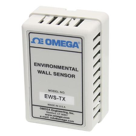 欧米茄EWS系列温度传感器和变送器 经济型壁装式