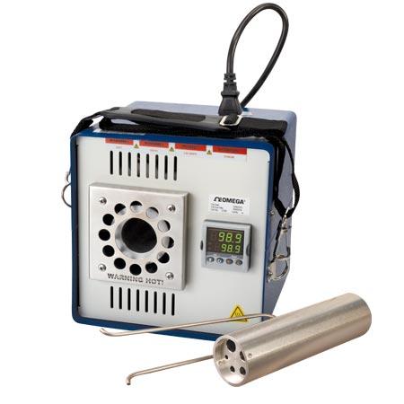 欧米茄CL-355A紧凑型便携式温度校准器