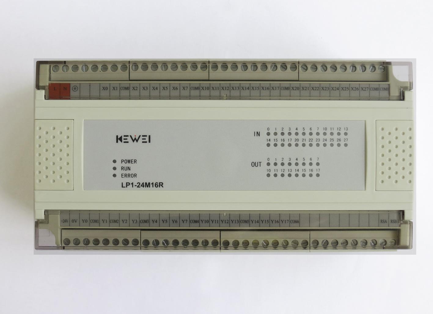 嵌入式LP1系列PLC产品-LP1系列主机产品