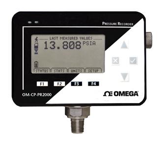 欧米茄OM-CP-PR2000压力数据记录器
