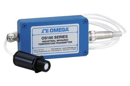 欧米茄OS100E系列 小型工业级、非接触式 IR温度传感器/变送器