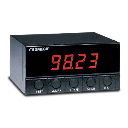 欧米茄DP24-PH系列1/8 DIN,基于微处理器的pH计