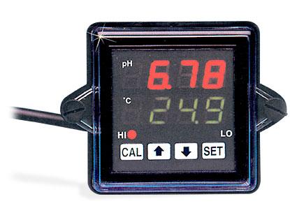 欧米茄PHCN-70系列1?16 DIN pH值控制器