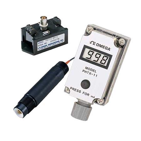 欧米茄PHTX-212/PHTX-014系列ph值变送器