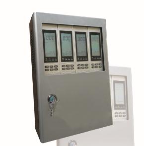 SNT200-数显/带现场声光报警灯气体探测器