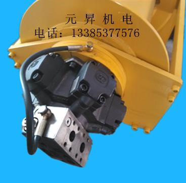 山东元昇工程专用液压卷扬机及其规格型号