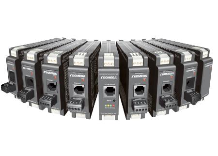 欧米茄iDRN/iDRX系列模拟和数字输出信号调节器/变送器