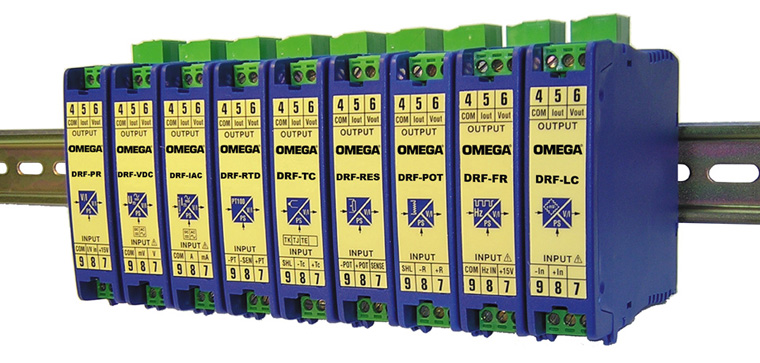 欧米茄DRF-RES系列输入信号调节器