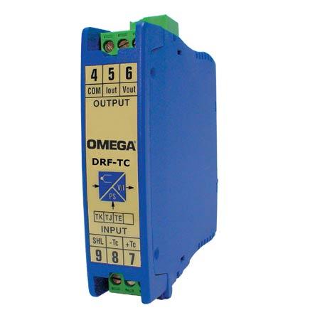 欧米茄DRF-TC热电偶输入信号调节器