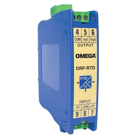 欧米茄DRF-RTD系列RTD输入信号调节器