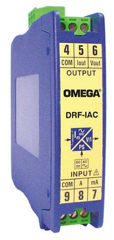 欧米茄DRF-IDC DRF-IAC直交流电流输入信号调节器