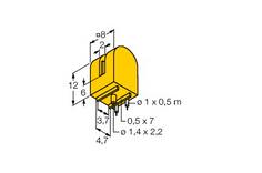 电感式传感器 槽型  1007700