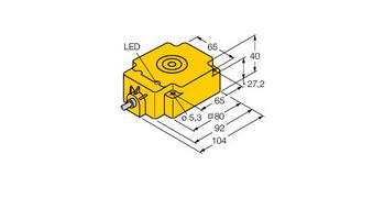 电感式传感器 1008700