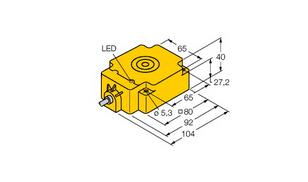 电感式传感器 开关距离扩展 1008701