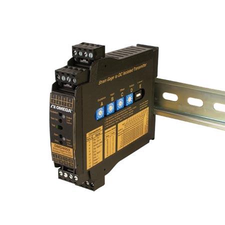 欧米茄DMD4059系列电桥/应变片信号调节器