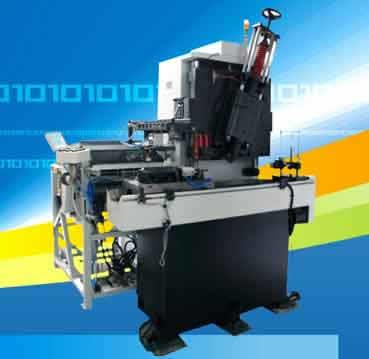 锉刀数控剁齿机控制系统DCK350-100