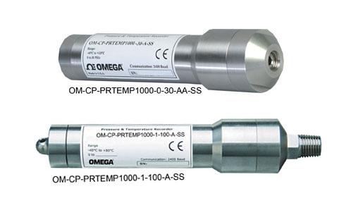 欧米茄OM-CP-PRTEMP1000 浸没式压力和温度数据记录器