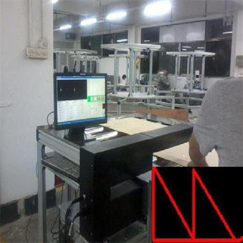 激光厚度在线检测系统