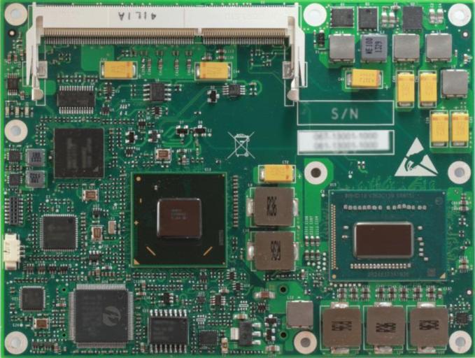 Intel Atom 低功耗COM EXPRESS模块