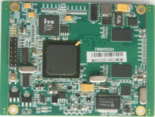 龙芯1A核心模块 SWM800501