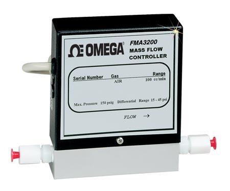 欧米茄FMA3100系列经济型气体质量流量控制器和流量计