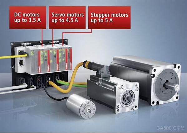 针对大批量生产应用的高效 I/O 和运动控制解决方案