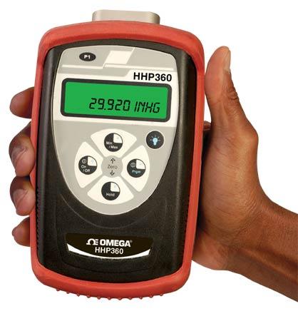 欧米茄HHP360 高精度数字气压计精密绝对气压计