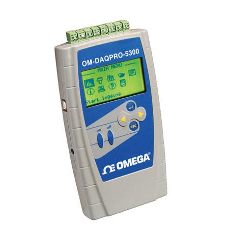 欧米茄OM-DAQPRO-5300便携手持式数据记录器