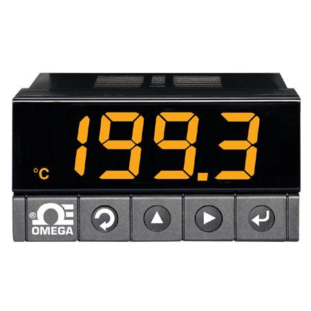 欧米茄CNi8C系列? DIN超紧凑型外壳温度、过程和应变 PID控制器