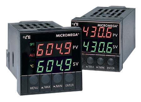 欧米茄CN77000系列1?16 DIN  自动调谐PID 温度/过程控制器