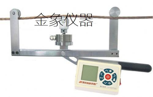 弹性吊索张力测试仪线索张力检测仪