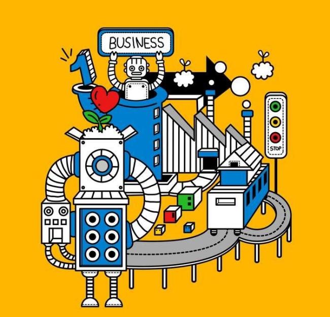 打造智能工厂离不开五大产业链