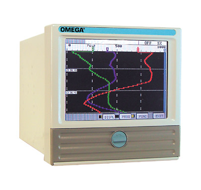 欧米茄RD8800系列 无纸记录仪/数据采集系统