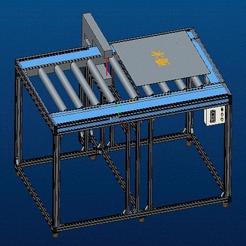 动态非接触压延钢铝铜板带激光在线测厚系统