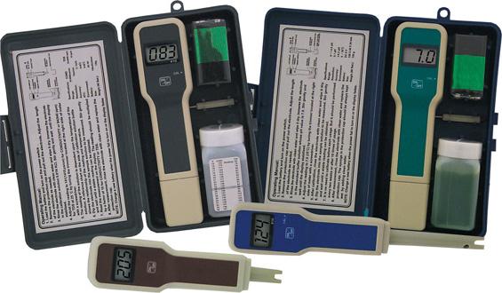 欧米茄CDH-5021系列pH、ORP、电导率和TDS测试仪