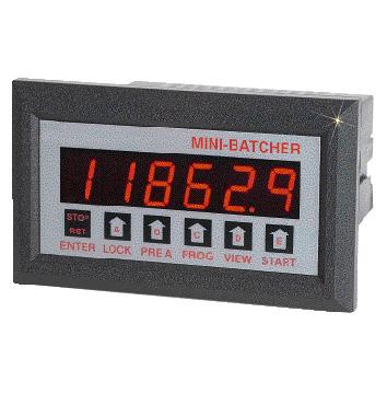 欧米茄DPF80系列 DIN 双速率计/累加器