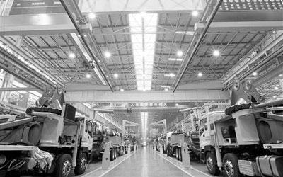 机械工业趋稳回升 汽车业将进入最好时期