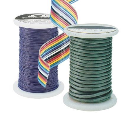 欧米茄PX_WIRE电线和电缆传感器和变送器用 便利的预绕长度