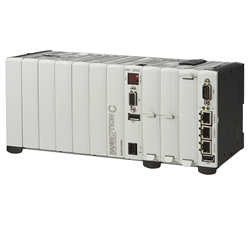 """搭载高速现场总线EtherCAT接口、高速处理CPU的运动控制器""""SANMOTION C""""型号CP242‐A"""