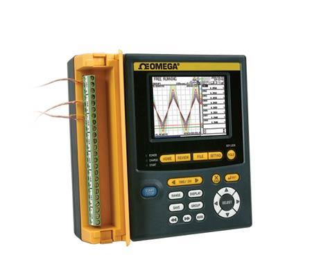 OMEGA--RDXL120系列紧凑型便携式数据记录器
