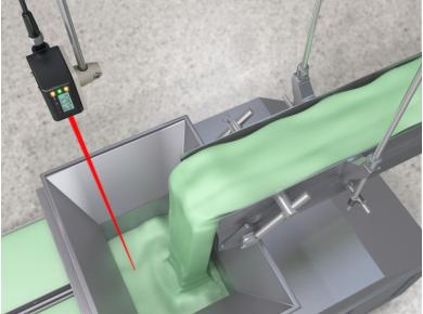 邦纳发布全新LTF系列激光测距传感器