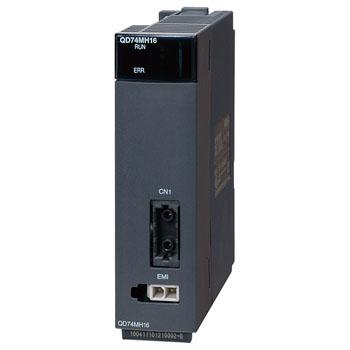 QD74MH16 三菱PLC定位模块16轴脉冲控制