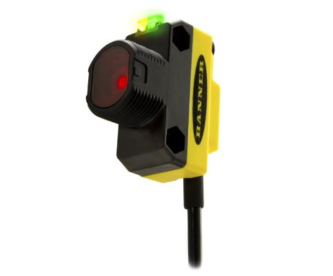 邦纳发布QS18 COD明物检测传感器