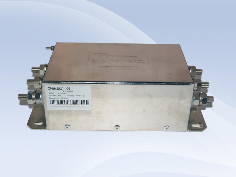 SC-IFT系列变频器专用三相交流输入虑波器
