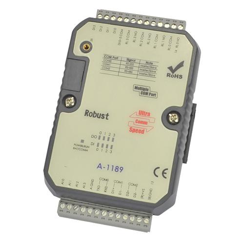 8输入,4继电器输出,PLC控制器 A-1189