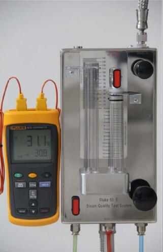 SQTK蒸汽质量检测仪进口蒸汽品质测试系统