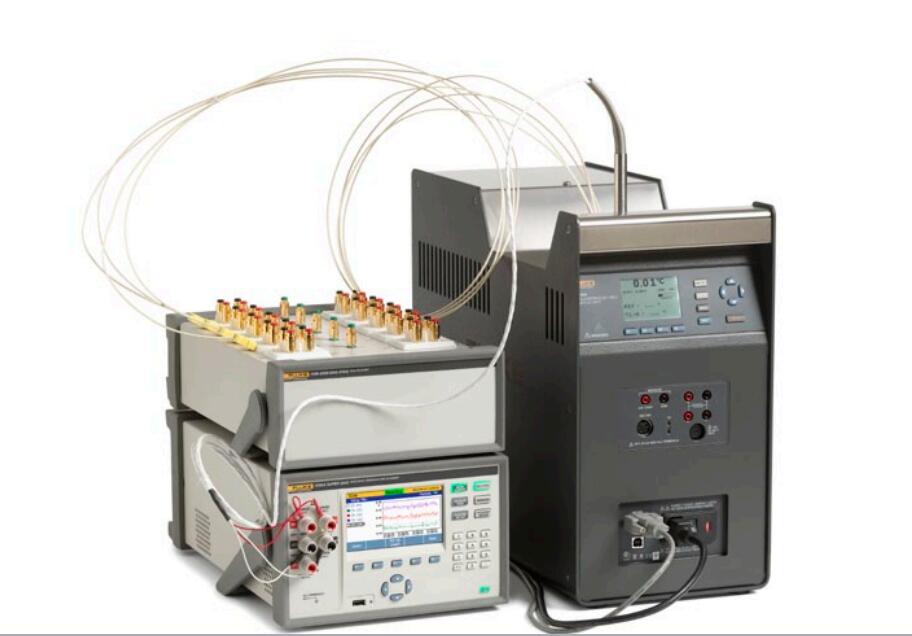 FLUKE多路湿热灭菌温度验证仪进口福禄克温度验证系统