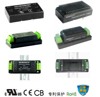 DC/DC 模块电源 URA_LD-20WR3 & URB_LD-20WR3 系列