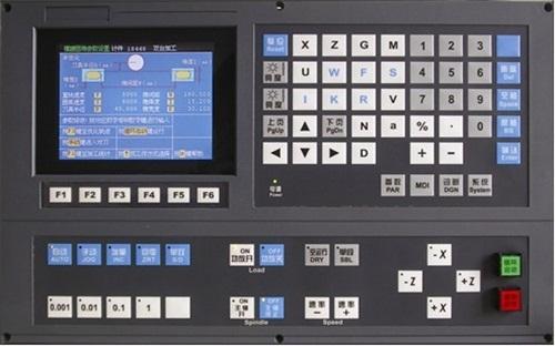 四方电气E550变频器在榫槽机上的应用