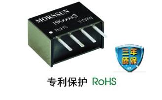 智能仪表专用无源回路供电DC/DC电源模块HK系列